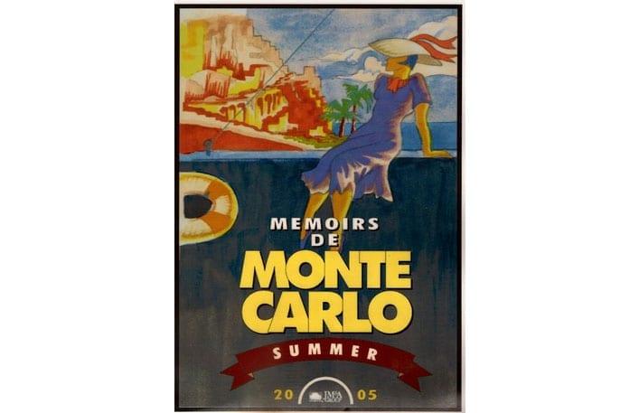 Memoirs De Monte Carlo