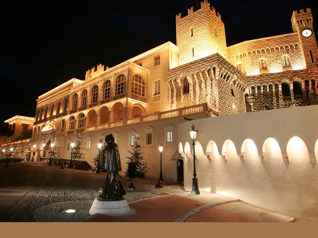 Palais-Monaco