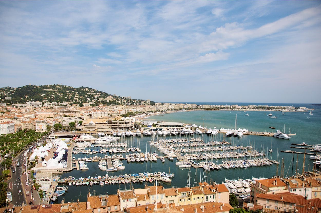port cannes