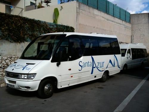 Santa Azur